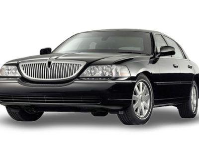 lax car service - town car