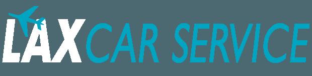 lax car service - flat rate car service logo
