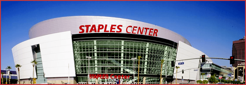 Point to point Car Service to Staples center