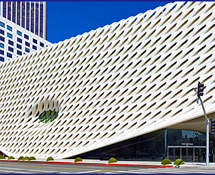 car service to the Broad museum - Things To Do For Free in LA county