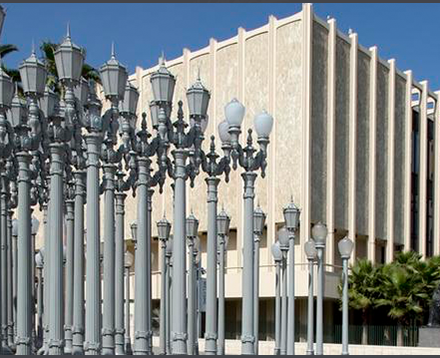 Things To Do For Free in LA county - lax car service takes you to LACMA